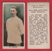 Bolton Wanderers William Jennings Wales
